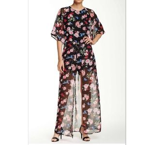 B-Back maxi Romper from Nordstrom